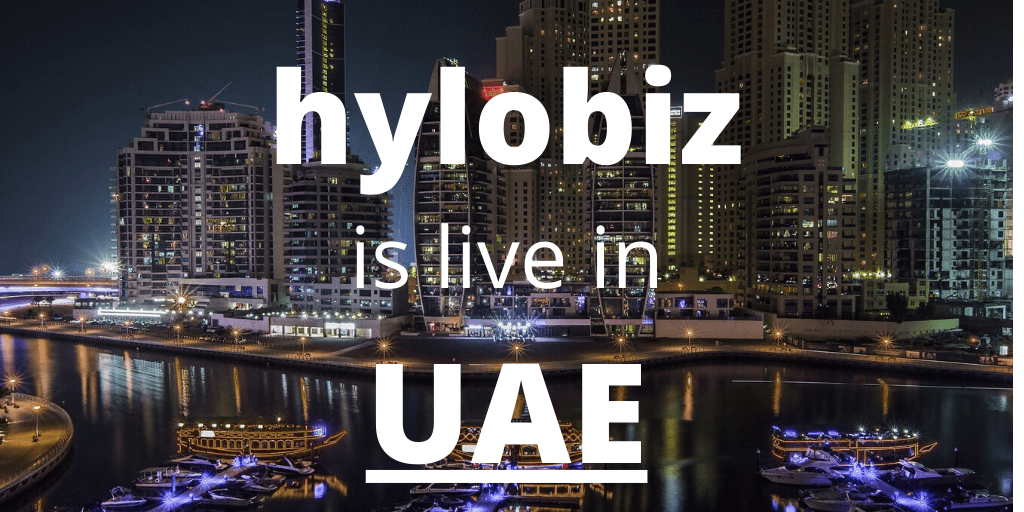 hylobiz is live in UAE