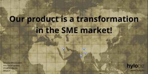 Hylobiz - a transformation in SME Market