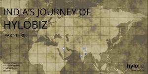 India's Journey of Hylobiz 3