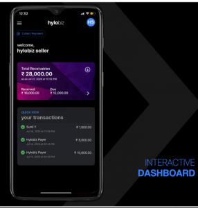 dashboard mobile app