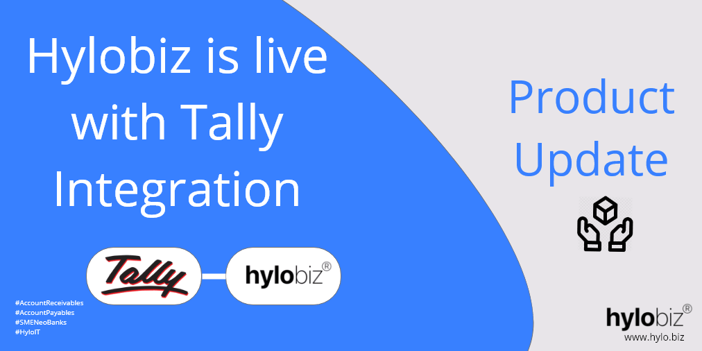 Product update - tally integration