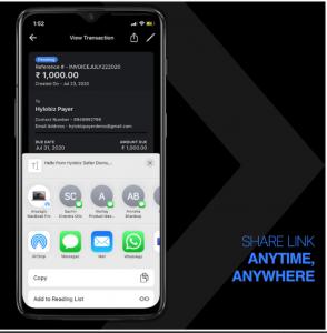 Hylobiz Mobile App