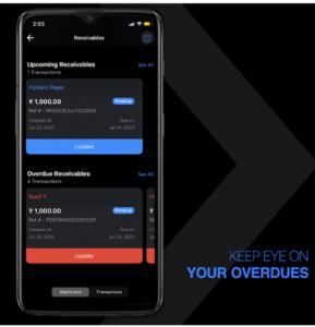 Overdues Hylobiz App