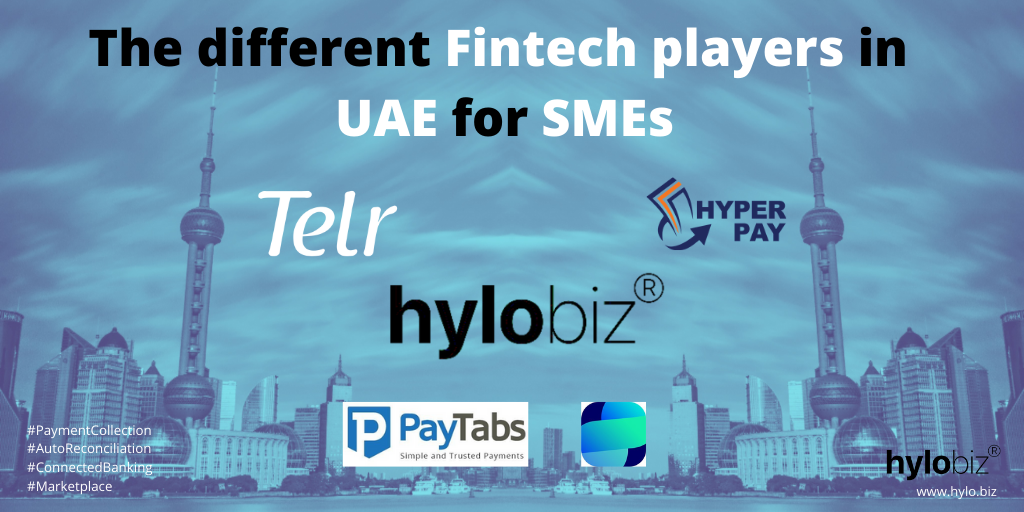 Fintech in UAE helping SME